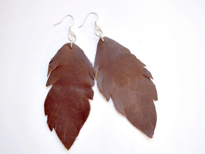 earrings-feather-leather-handmade-diy-diyearte-pendientes-plumas-piel