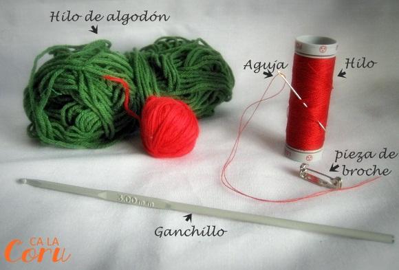 Patrón rosa ganchillo - Handbox Craft Lovers | Comunidad DIY ...