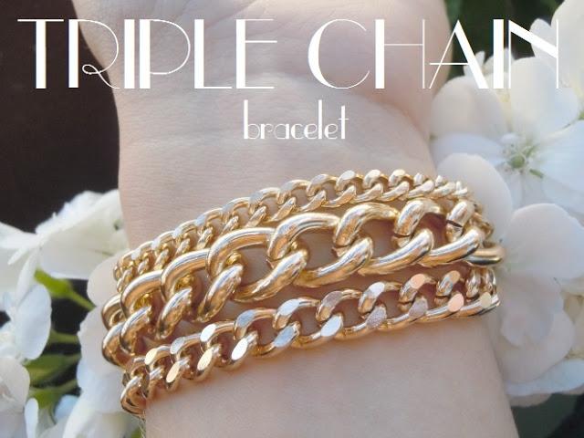 bracelet-diy-chain-gold-pulsera-handmade-diyearte