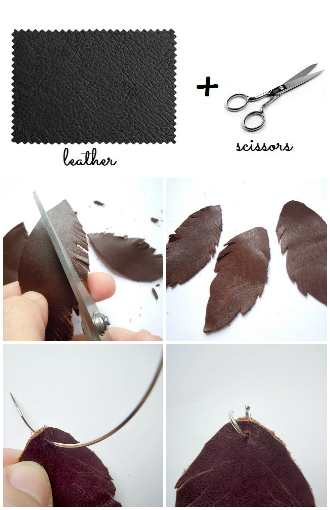keaychain-keyring-feather-leather-handmade-diy-diyearte-llavero-plumas-piel