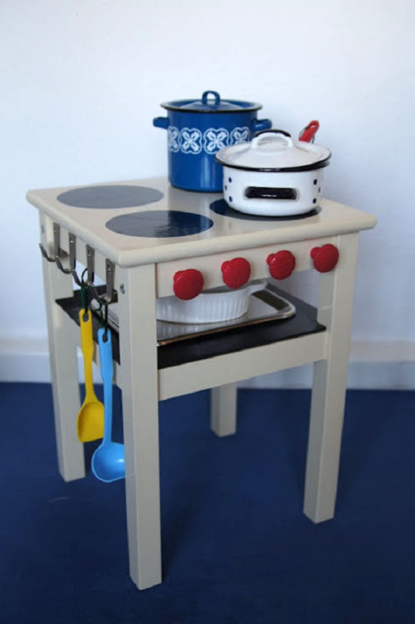 DIY cocinita ikeahack