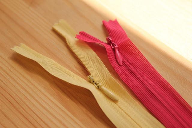 Curso online Aprender a coser cómo coser la cremallera de la falda.