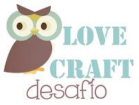Desafío LOVE CRAFT: carvado de sellos
