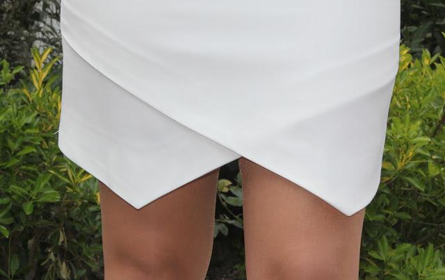 Aprender a coser faldas parte 2: Modificar el patrón para hacer faldas rectas.