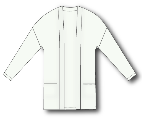 chaqueta de punto