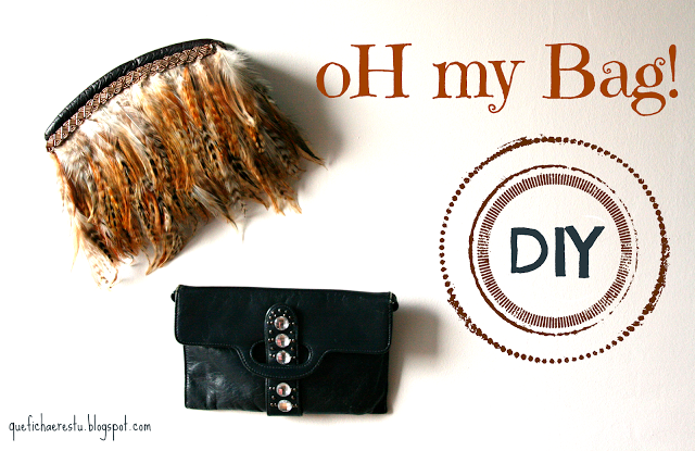 DIY: OH MY BAG