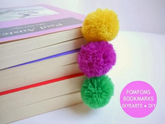 bookmark-diy-pompom-sticks-wooden-craft-diyearte-pompon-marcapaginas-manualidades-palos-madera-pompones