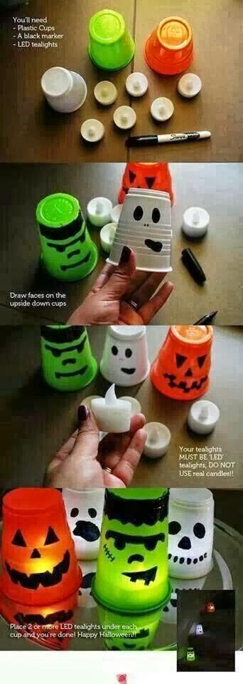 Diy Halloween niños