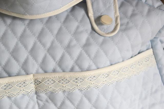 Blog costura bebe bolso para el carro diy