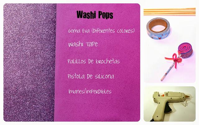 washi pops