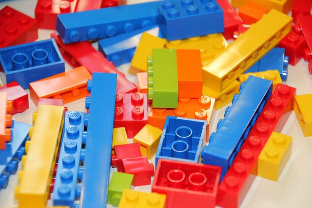 3 Ideas DIY con LEGO. Blog de diy y costura.