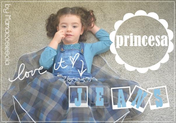 PORTADA Princesa jeans by Mamacosesola
