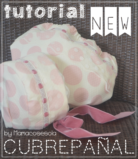 portada TUTORIAL CUBREPAÑAL by mamacosesola