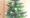 Mini árbol de Navidad low cost