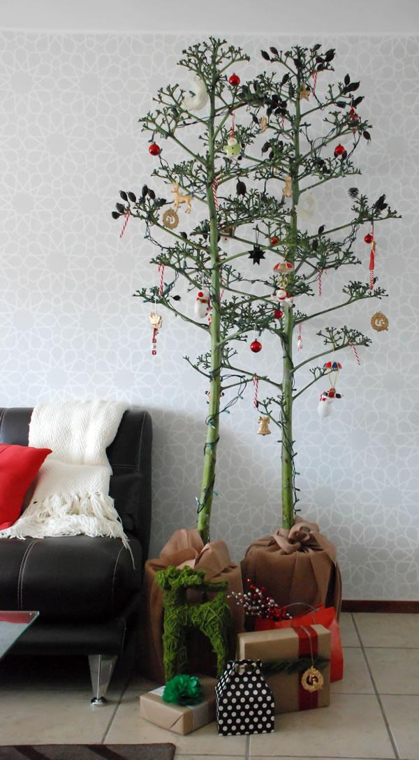 arbol de navidad de quiote | Casa Haus