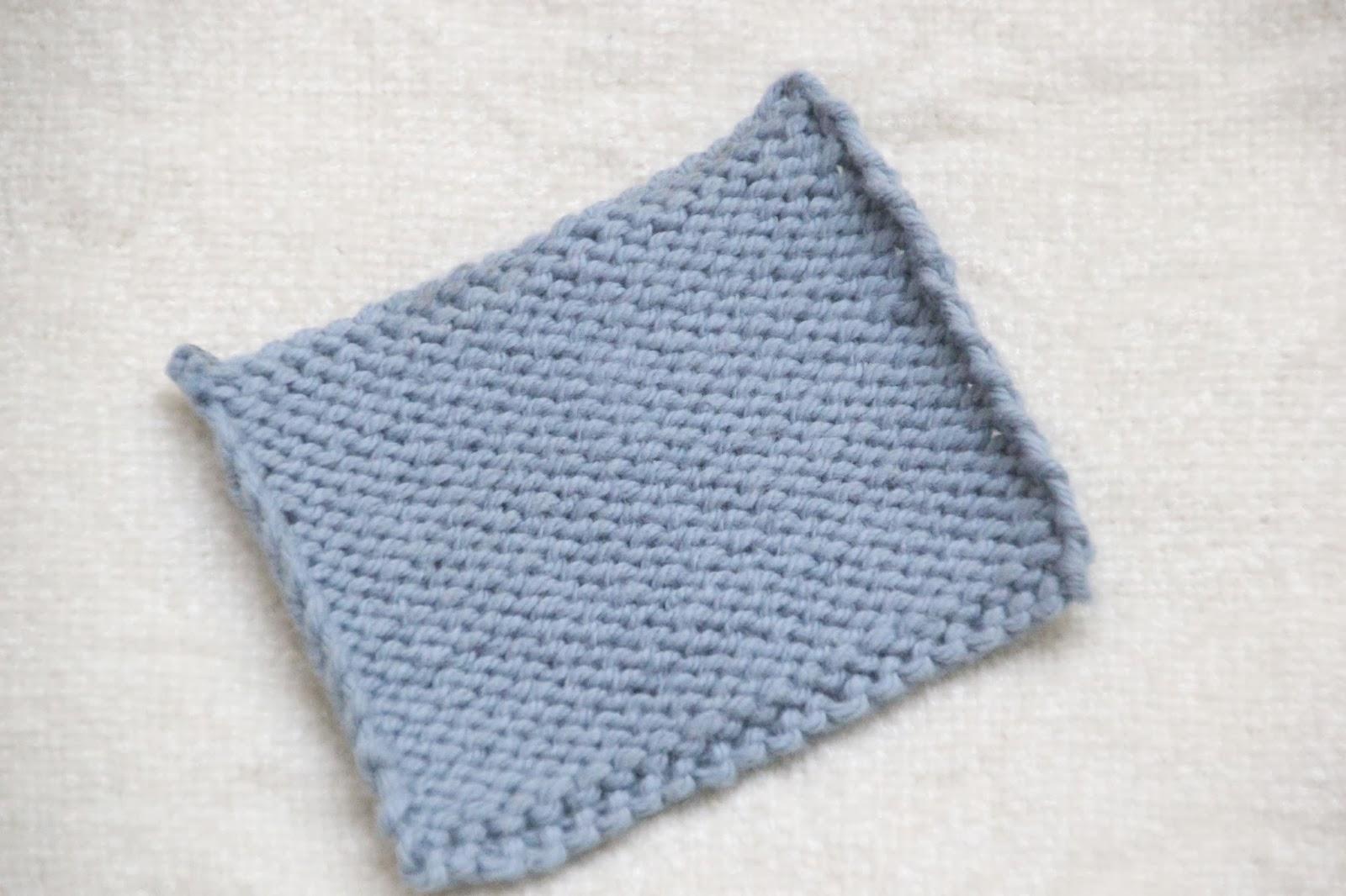 curso aprender a tejer punto jersey punto media. Blog costura y diy.