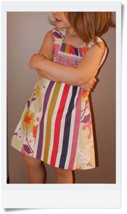 Vestido McsDIY ROCALLA mamá: MAR