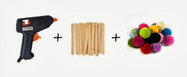 bookmark-pompom-diy-handmade-craft-diyearte-marcapaginas-pompones-manualidades-palos-madera-wooden-sticks