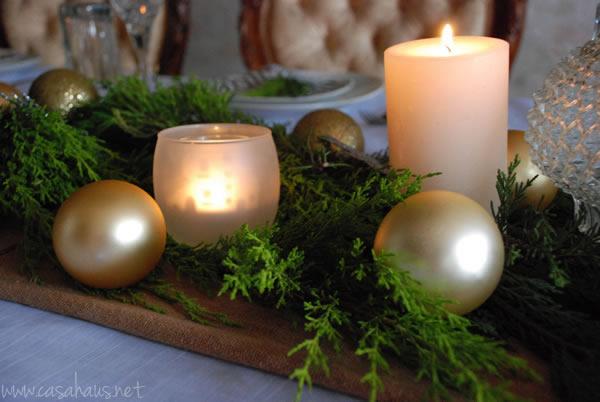 detalles sobre la mesa de Navidad | Casa Haus