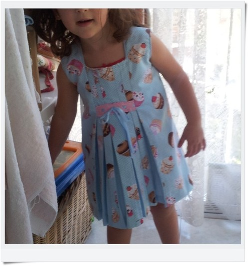 Vestido McsDIY ROCALLA mamá: PAQUI