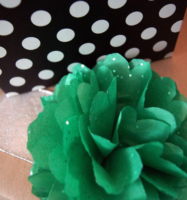 pompon para regalos | Casa Haus