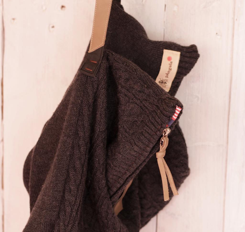 de jersei viejo a bolso nuevo