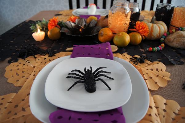 mesa halloween día de muertos | Casa Haus