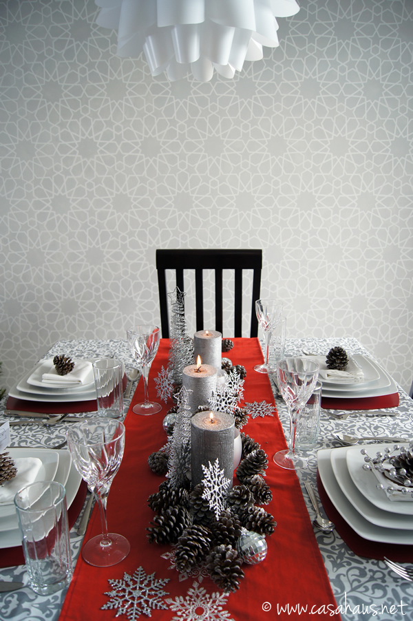 Mesa de Navidad | Casa Haus