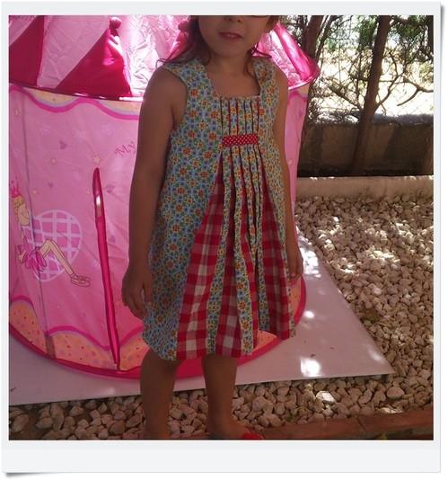 Vestido McsDIY ROCALLA mamá: ALICIA