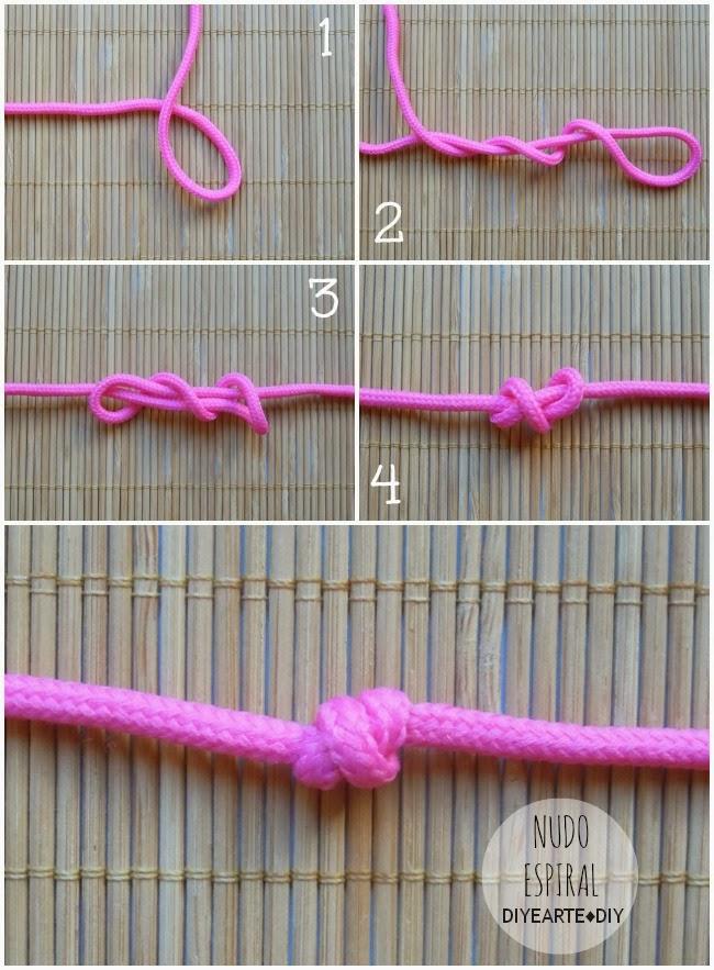 como-hacer-nudo-espiral-pulsera-pulseras-nudos-diy-diyearte-handmade-how-to-make-knot-knots-bracelet-necklace-collar-homemade