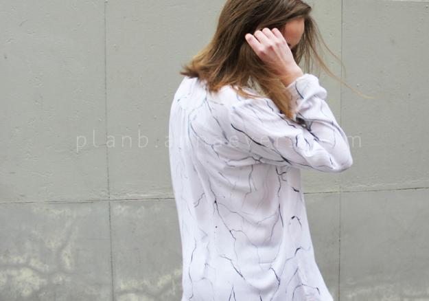 Plan B anna evers: DIY Marble print