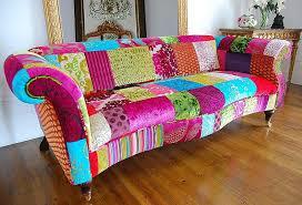 sofa patchwork
