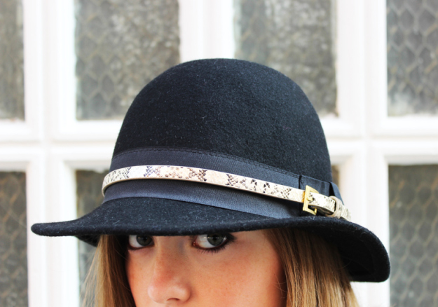 PlanB anna evers DIY Accessorize your hat DIY