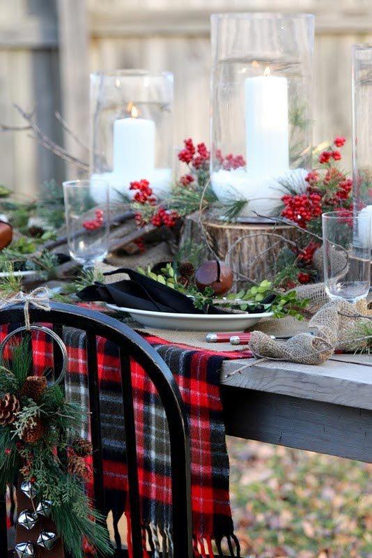inspiring-rustic-christmas-table-setting-24