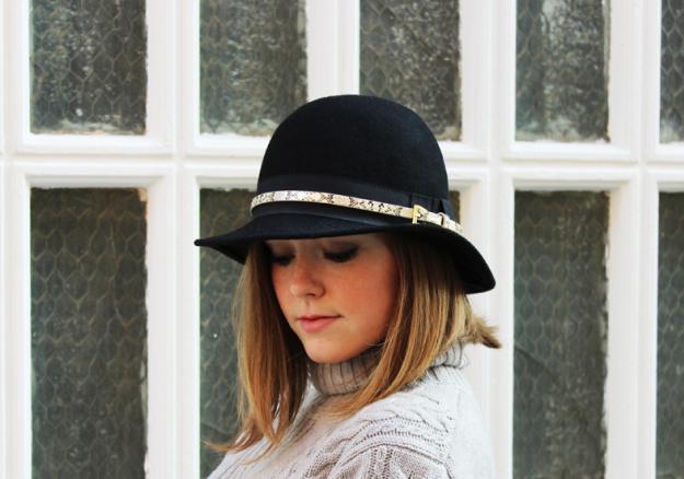 PlanB anna evers DIY Accessorize your hat