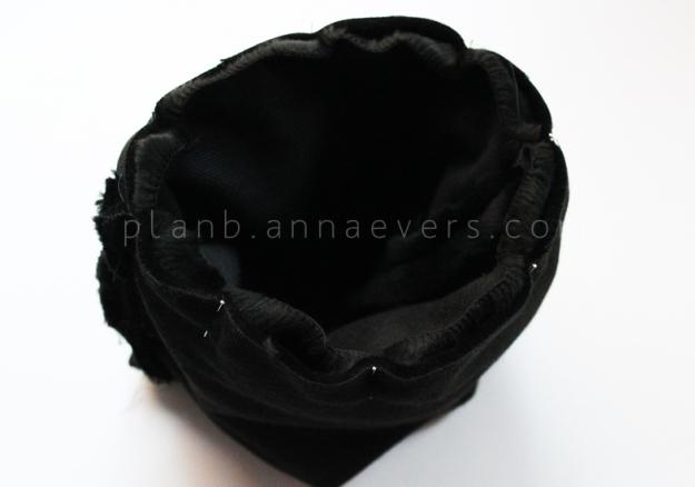 Plan B anna evers DIY Fur tube scarf step 3