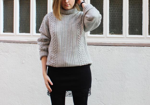 Plan B anna evers DIY Lingerie skirt DIY