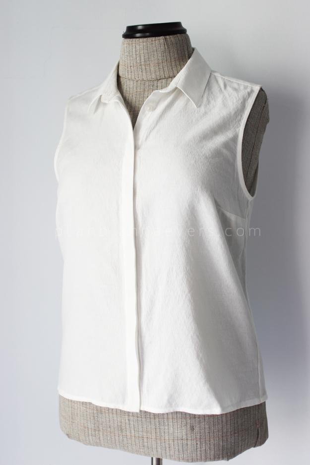 Plan b anna evers DIY Tip: how to tailo a shirt