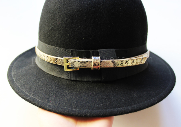 PlanB anna evers DIY Accessorize your hat step 5