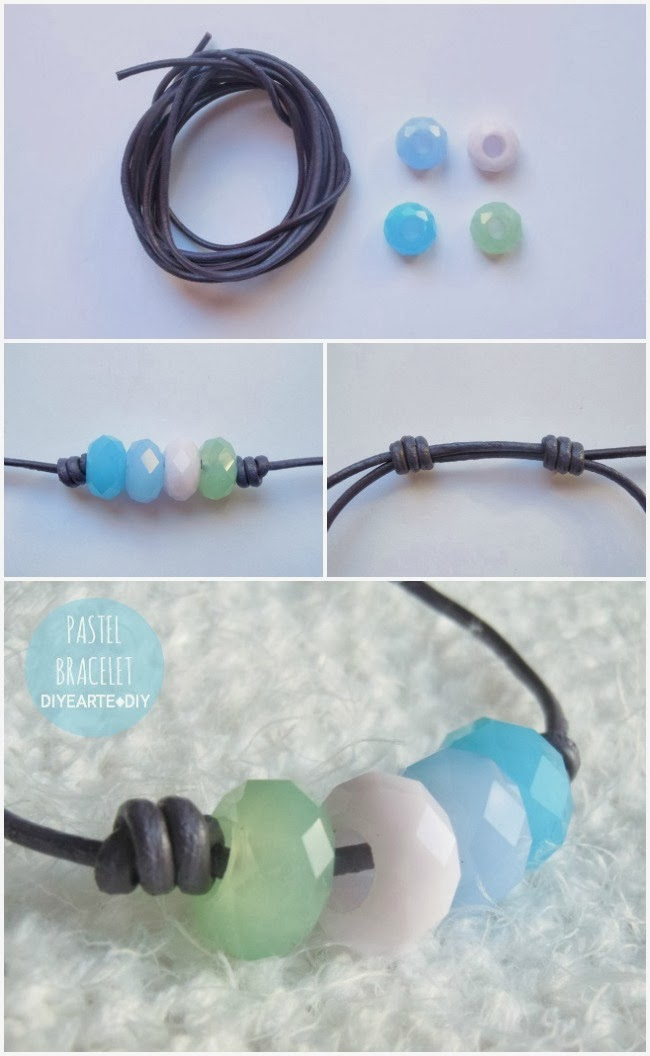 bracelet-diy-pastel-diyearte-knot-beads-cristal-homemade-handmade-pulsera-jewelry-cuentas-nudo-corredizo-joyeria