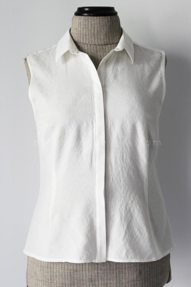 Plan b anna evers DIY Tip: how to tailo a shirt step 6