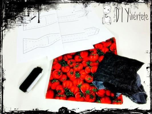 DIY-pajarita-patrón-pattern-bowtie-DIYviértete