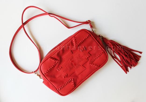 Plan B anna evers Tip DIY Belt purse strap step 1