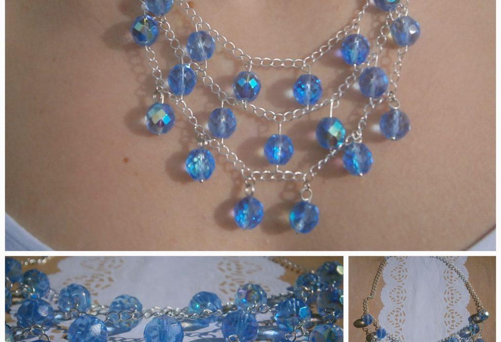 7456783f03f3 DIY  Collar tipo babero. Colaboración con tulohaces.com ...