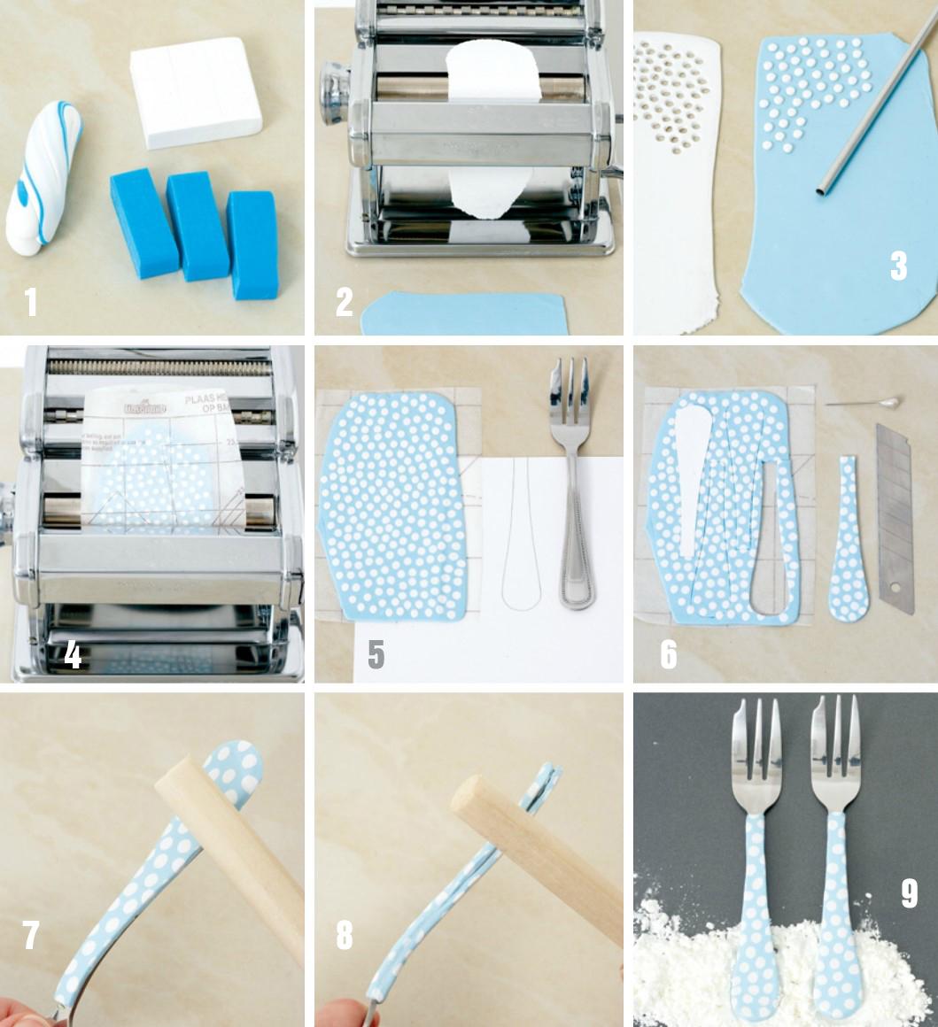 Tutorial decorar cubiertos_01