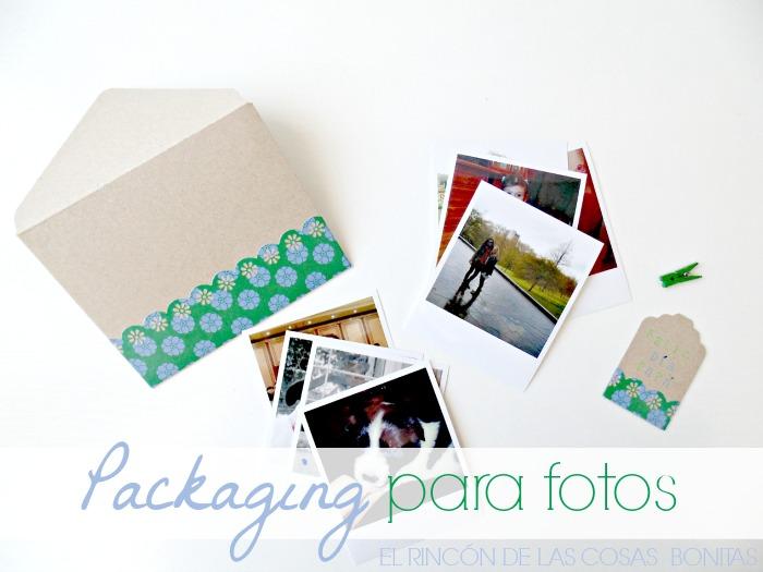 packaging para fotos polaroid printic
