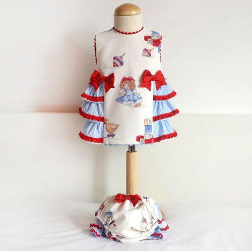 vestido niña-patronesmujer-