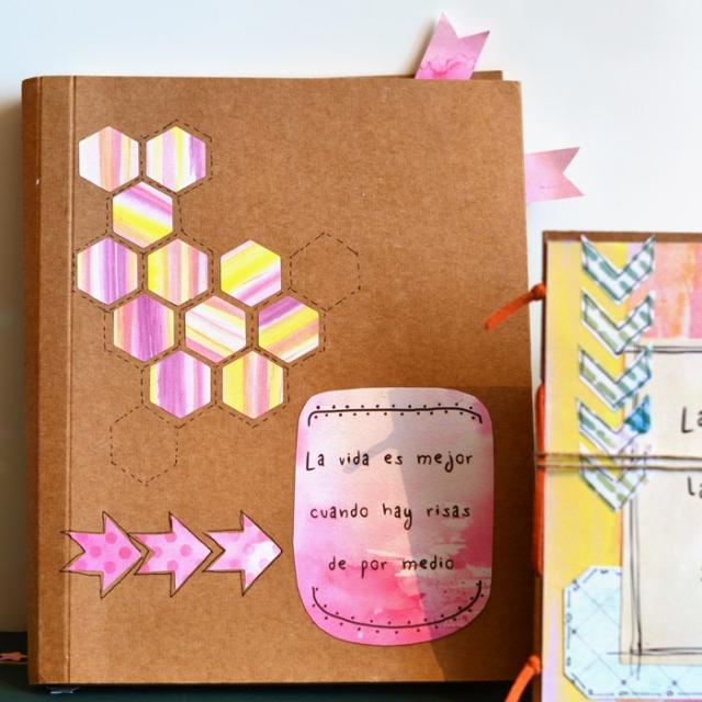 cuaderno customizable