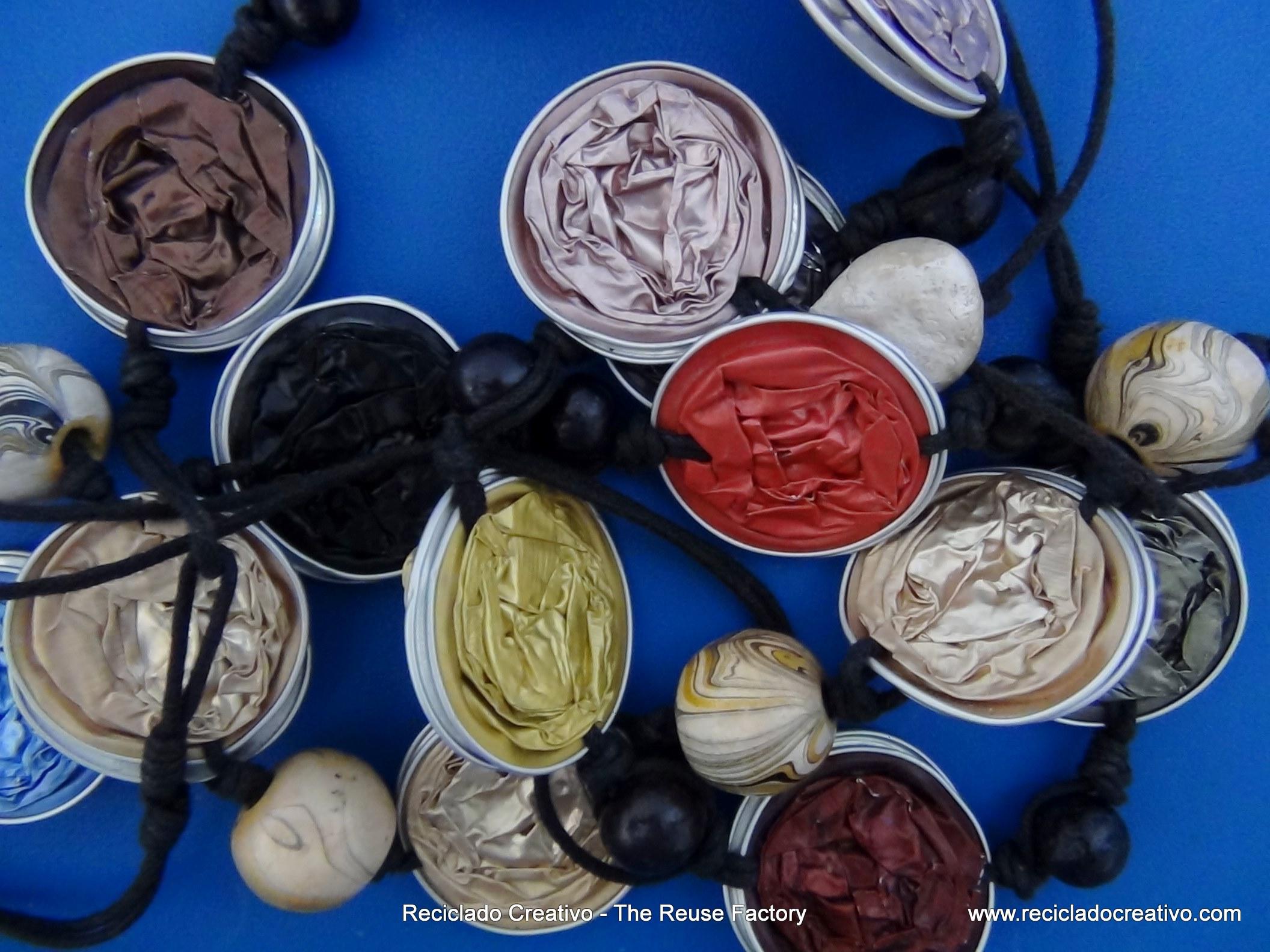 Recycled coffee capsules Nespresso.. Cápsulas de café Nespresso recicladas