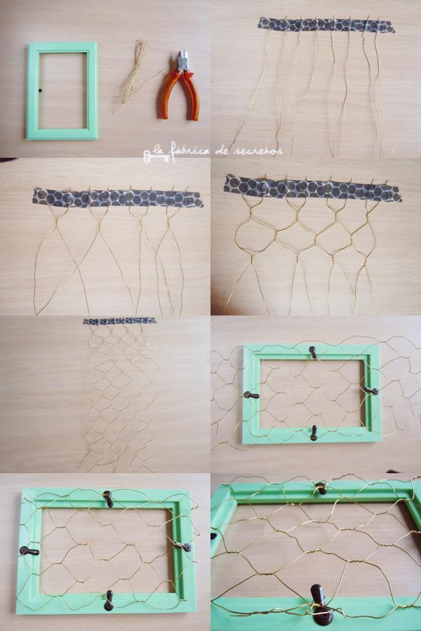 cesta de alambre archivos - Handbox Craft Lovers | Comunidad DIY ...